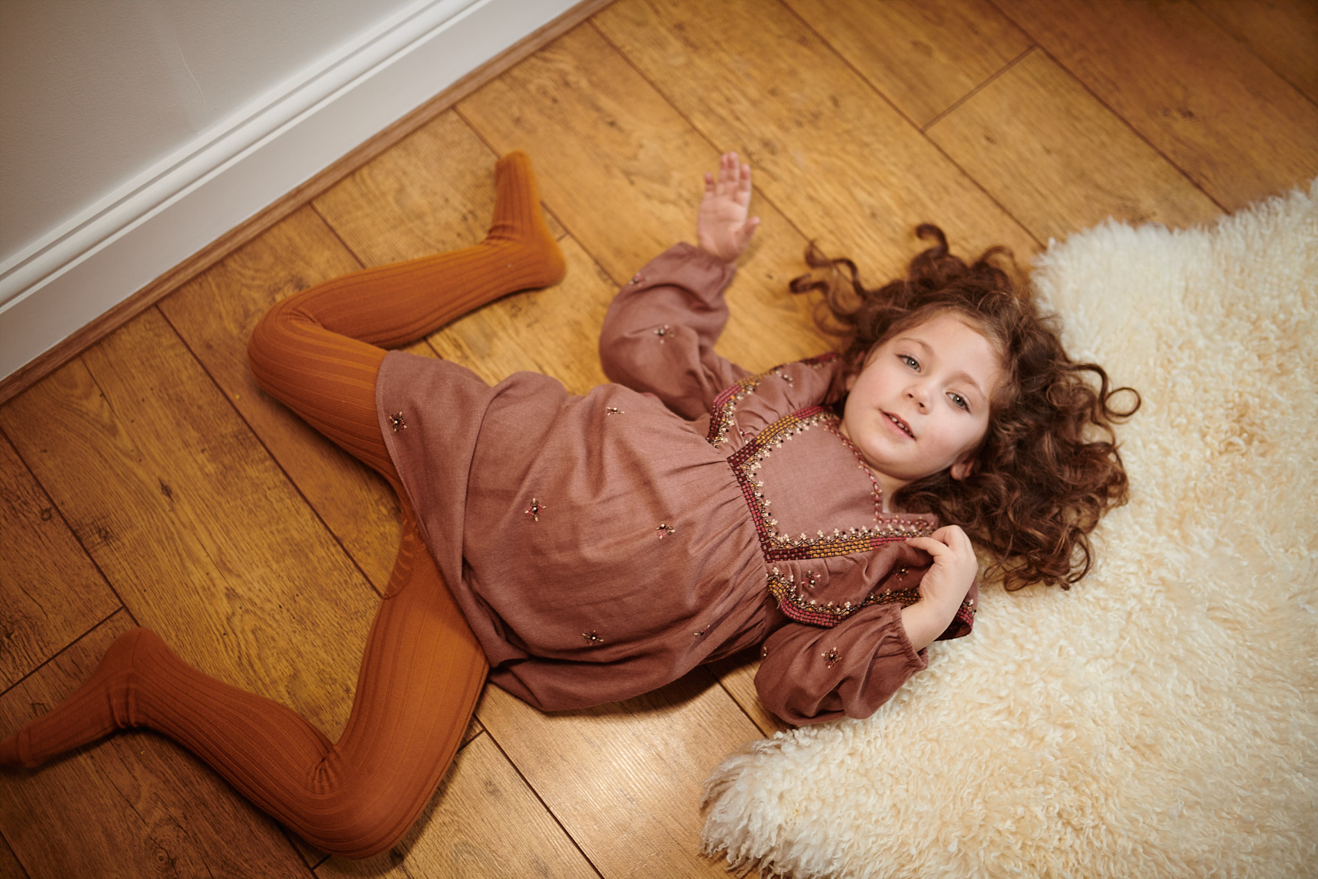 Photo taken for the website The Little Stylist, by Charlotte Kewley.